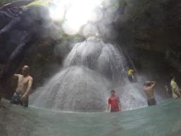 Aguinid Falls.