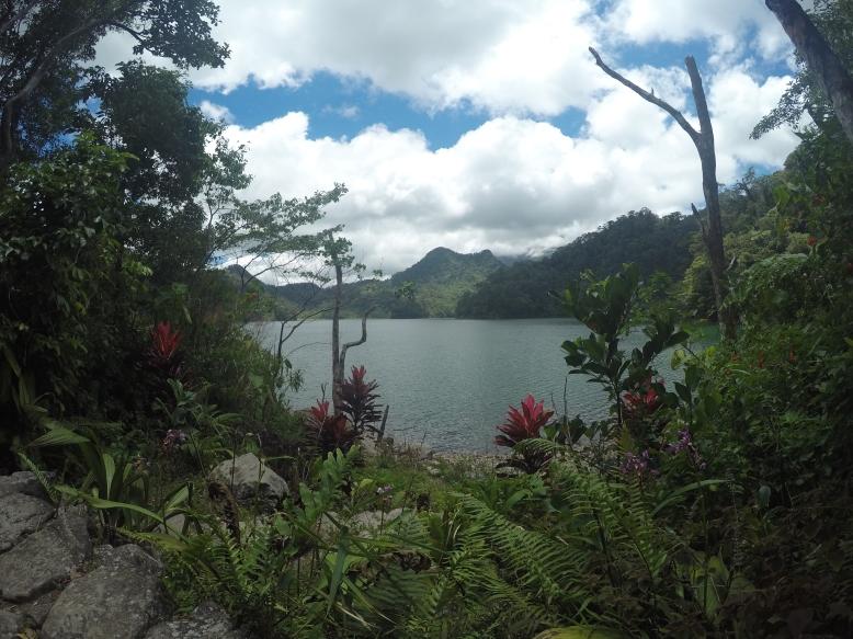 Lake Balinsasayao.